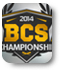 BCS Championship Game  Tickets Graphic