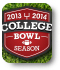 Poinsettia Bowl Tickets Graphic