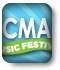 CMA Festival graphic