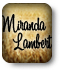 Miranda Lambert graphic