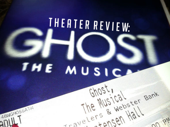 Ghost Musical image