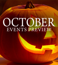 October 2013 Events Image