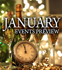 January 2013 Events Image