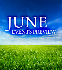 June 2013 Events Image