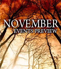 November Events Image