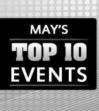 May's Top 10 Events